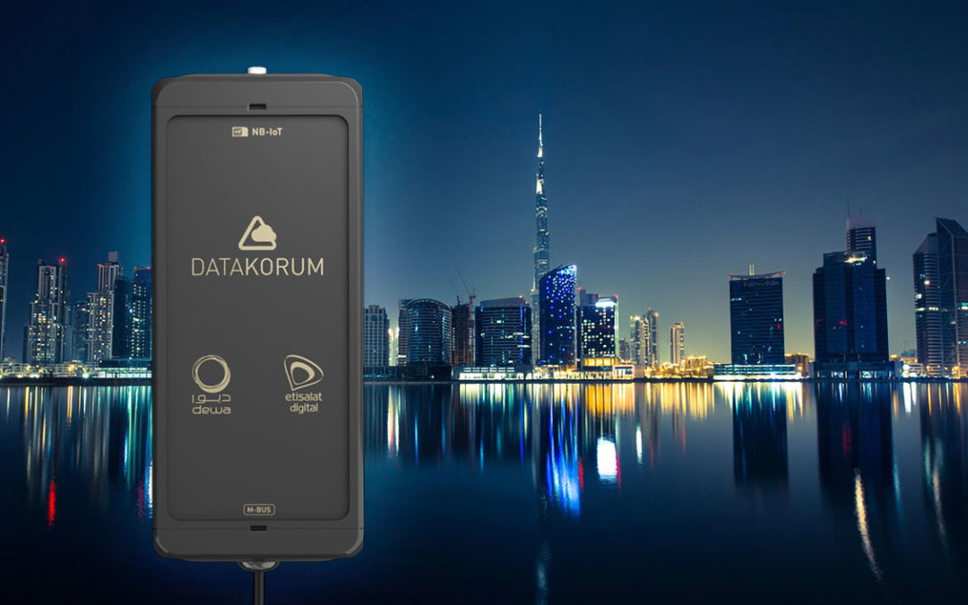 Datakorum despliega gateways NB-IoT Smart Water en Dubai.