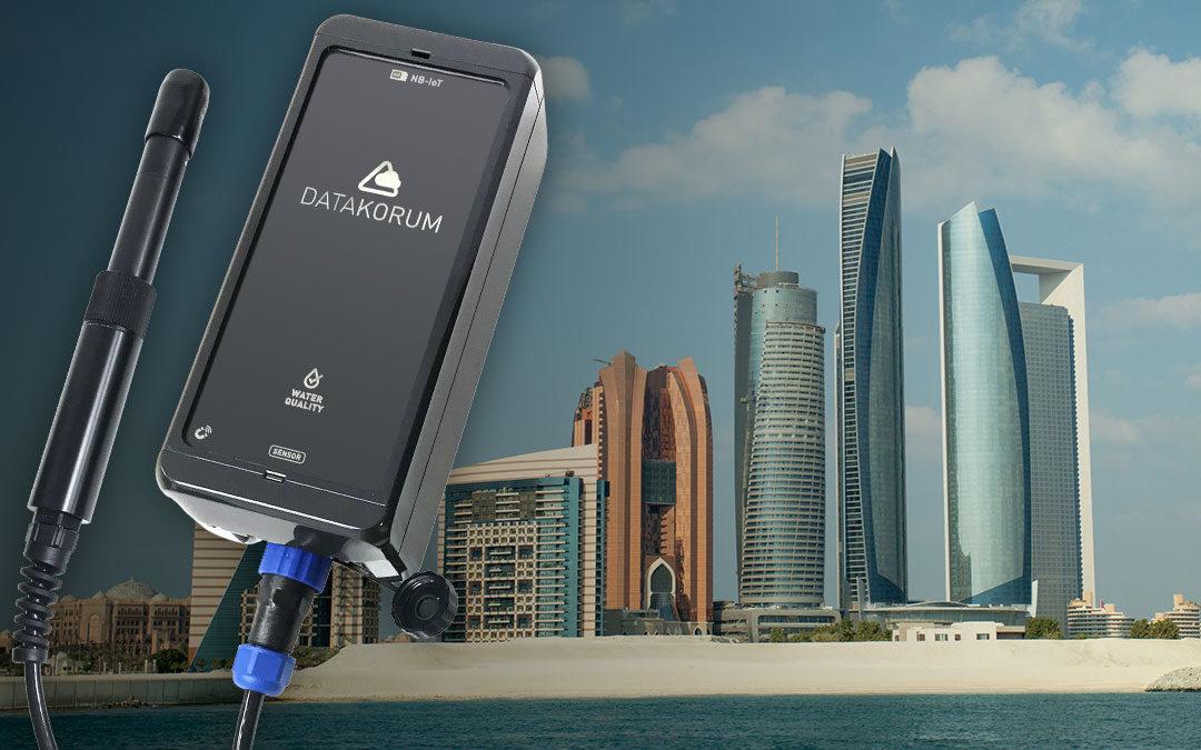 Proyecto piloto de Calidad del Agua en la ciudad de Abu Dhabi.